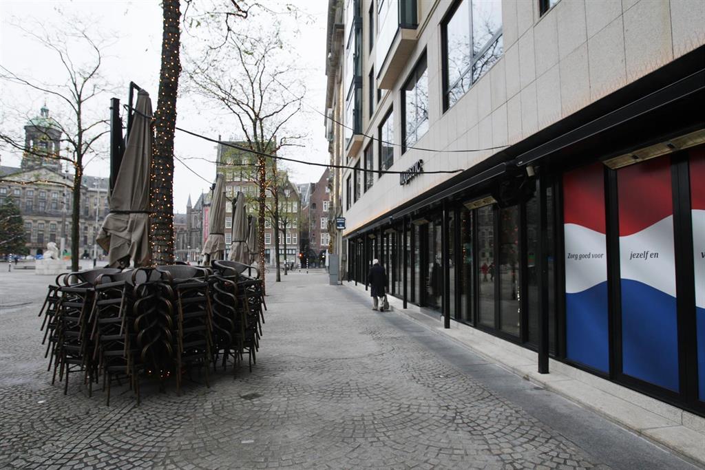 Explota una bomba frente a un centro de pruebas para el coronavirus en los alrededores de Ámsterdam