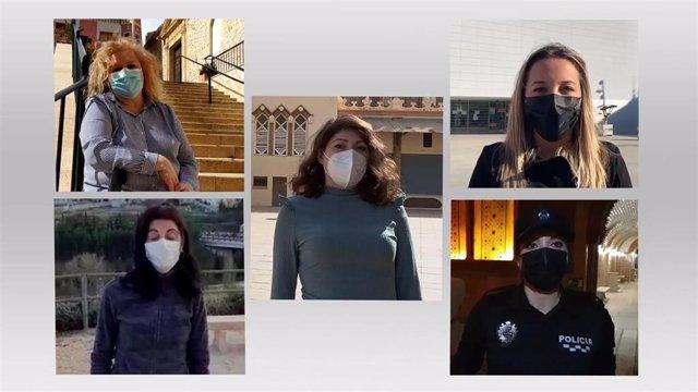 Imagen del tercer video de '45 voces de mujer'