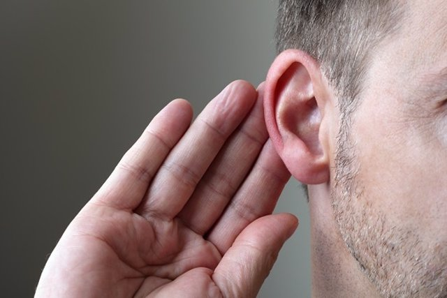 Archivo - Oído
