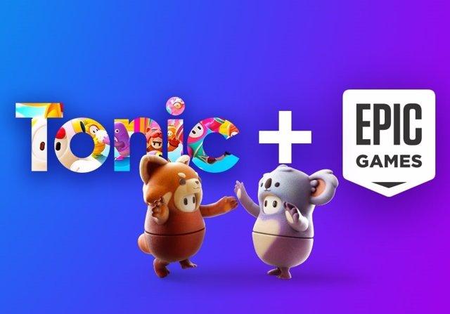 Epic Games compra Mediatonic