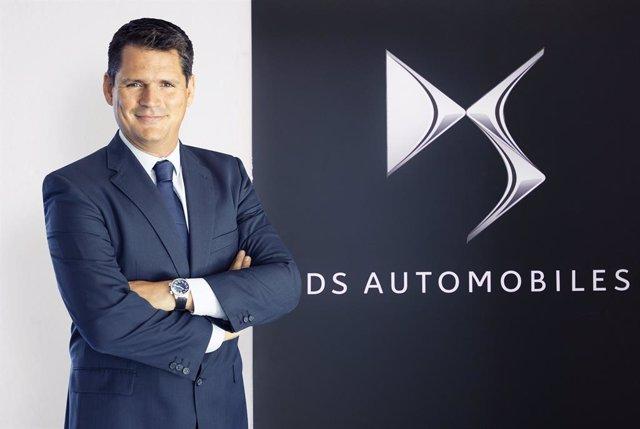 Archivo - Borja Sekulits, director general de DS Automobiles en España y Portugal.