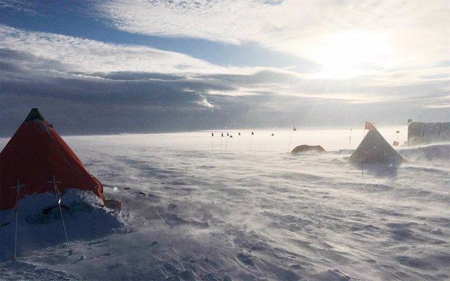 Archivo - Glaciar Thwaites em 2019