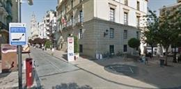 Sistema de control de matrículas en la calle Portales de Logroño