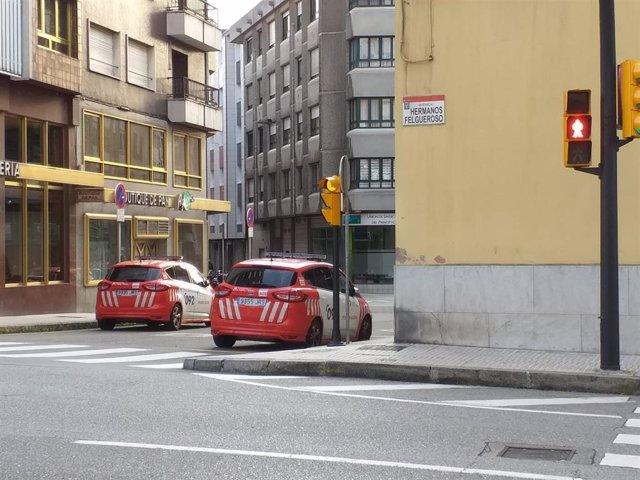 Archivo - Policía Local de Gijón