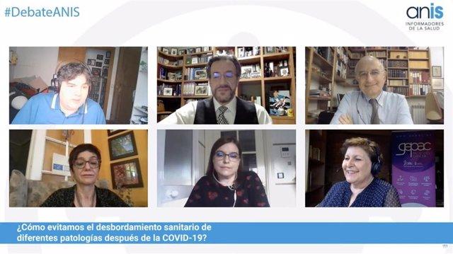 ANIS debate sobre la Covid-19