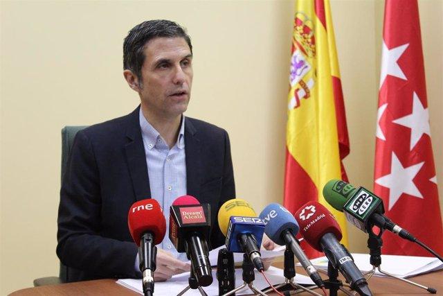 Archivo - La Mancomunidad del Este insta a la Comunidad a decicidir sobre los residuos del vertedero de Alcalá