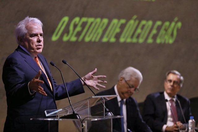 Archivo - El consejero delegado de Petrobras, Roberto Castello Branco