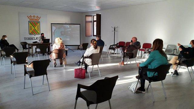 Presentación del Plan Estratégico de la Bicicleta al sector hotelero de Torrelavega