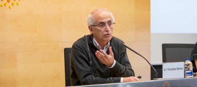 Investigador Fernando Fernández-Bañares