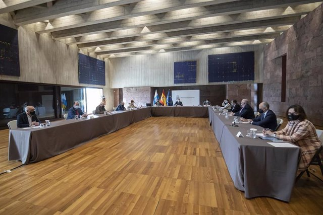 Canarias prepara proyectos por 8.800 millones para financiarlos con fondos de reconstrucción europeos