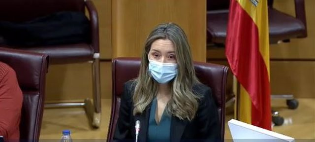 La secretaria de Estado de Comercio, Xiana Méndez