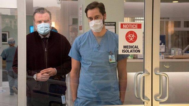 New Amsterdam: Así aborda la pandemia del COVID-19 el episodio 3x01