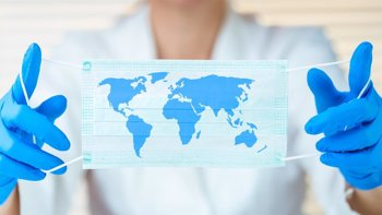 Foto: Cvirus.- La medicina de precisión se impone frente al coronavirus más letal de la mano de la inteligencia artificial