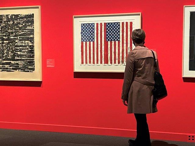 Exposició 'El somni americà' al Caixaforum de Barcelona