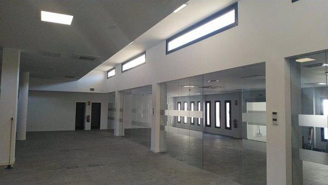 Las nuevas instalaciones de la Oficina de Empleo de Pozoblanco