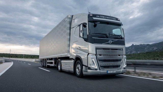 Camión Volvo FH.