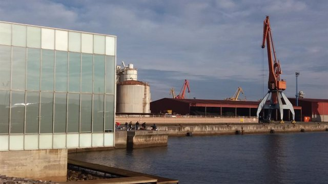 Archivo - Puerto del Musel de Gijón.