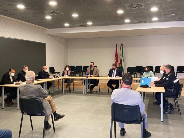 Junta Local de Seguridad del Distrito Norte de Sevilla