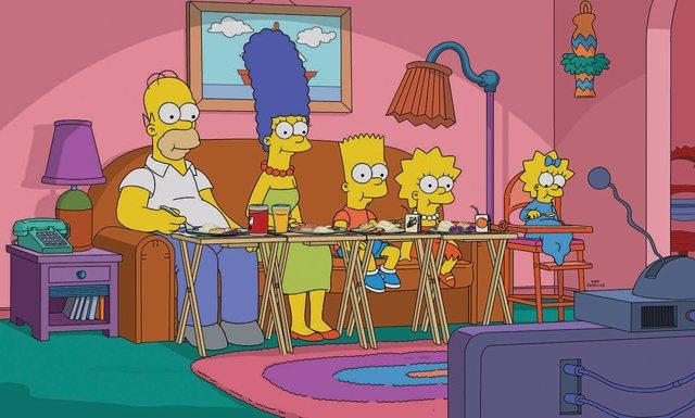 Los Simpson, renovados por dos temporadas más