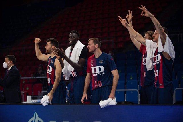 Baloncesto/Euroliga.- Previa del TD Systems Baskonia - Panathinaikos