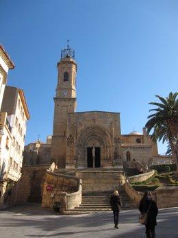 Archivo - Colegiata Santa María la Mayor de Caspe
