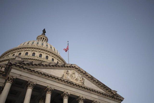 Archivo - Capitolio de Estados Unidos.