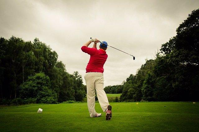 Archivo - Golf. Foto recurso.