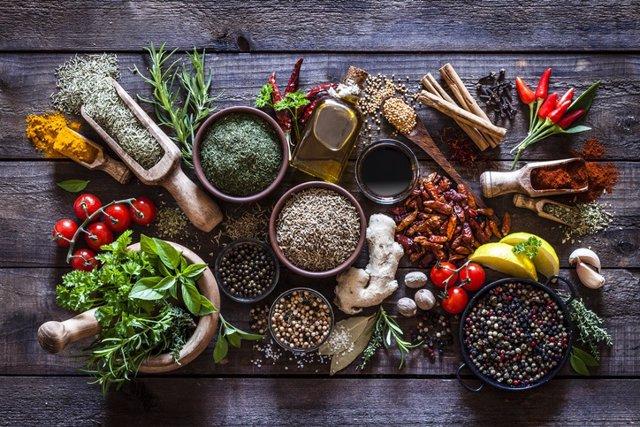 Archivo - Alimentación saludable, alimentos fucionales.