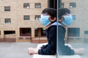 Foto: Unicef alerta de que el confinamiento ha puesto en riesgo la salud mental de 332 millones de niños y jóvenes