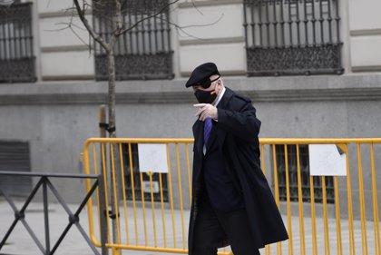 Villarejo llega a la Audiencia Nacional para declarar por dos piezas de 'Tándem' a las pocas horas de salir de prisión