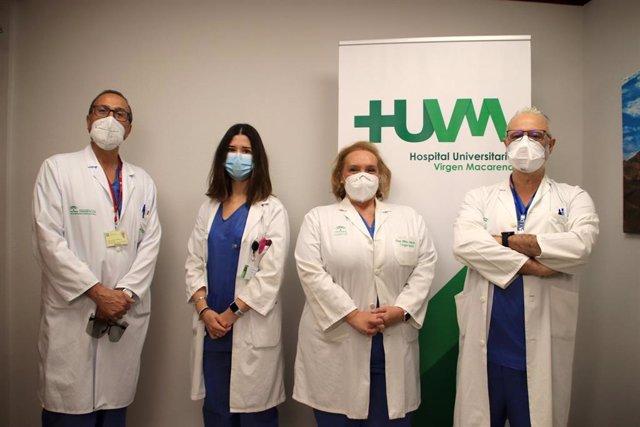 [Sevilla] El Hospital Virgen Macarena Realiza El Primer Tratamiento Con Células Madre A Un Paciente Con Enfermedad De Crohn