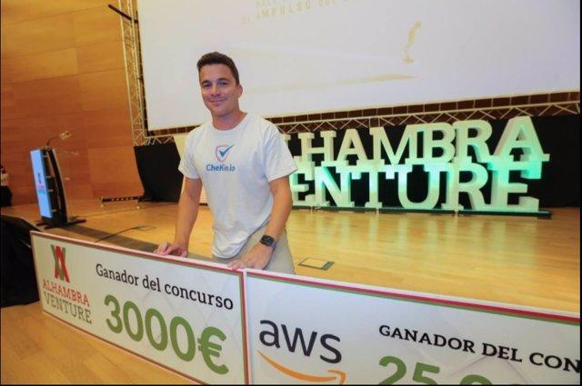 La startups Checkin resultó ganadora en la pasada edición.