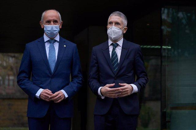 Erkoreka y Calvo se reúnen este martes en Madrid para impulsar las transferencias pendientes de traspasar a Euskadi