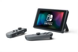Archivo - Nintendo Switch