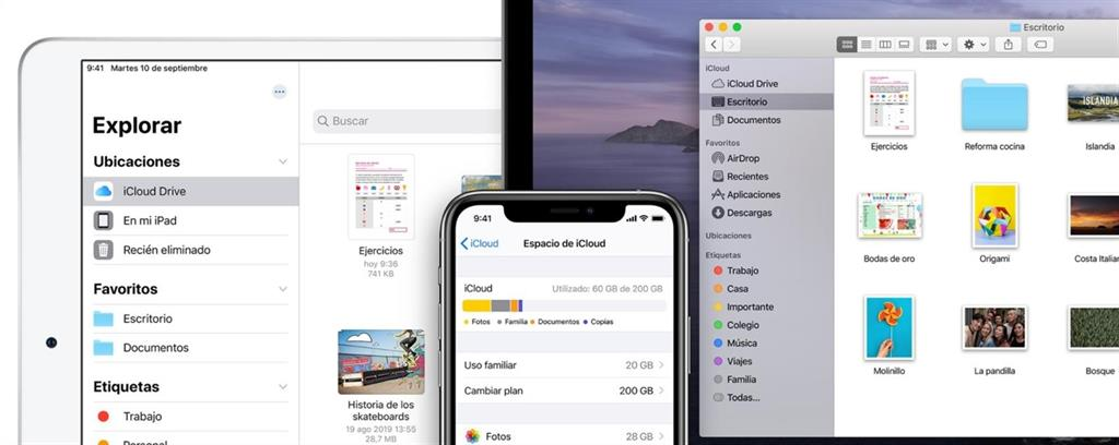 Apple ya realiza transferencias automáticas desde iCloud Fotos a Google Fotos