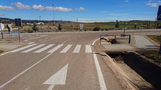 Carretera Ex-345
