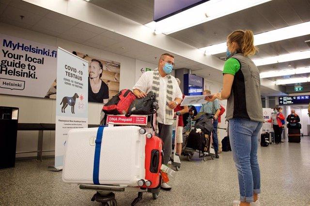 Aeropuerto de Helsinki