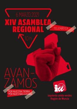 Cartel de la XIV Asamblea de IUVRM