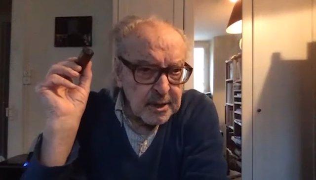 """Jean-Luc Godard anuncia su retirada: """"Haré dos guiones más y le diré adiós al cine"""""""