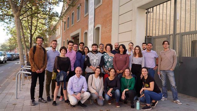 Archivo - Grupo Kickoff 1a edición Col.Lab