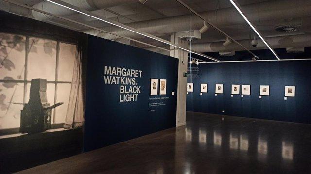 Exposición Margaret Watkins. Black Light en Artegunea