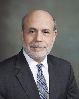 Archivo - Ben Bernanke (The Brookings Institution, Washington DC), premio 'Fronteras del Conocimiento' en Economía, Finanzas y Gestión de Empresas de Fundación BBVA.