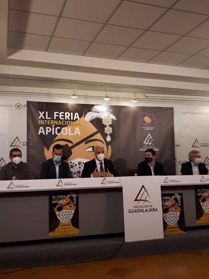 La Feria Apícola de Pastrana vuelve del 11 al 14 de marzo con un formato online y presencial adecuado a la COVID-19
