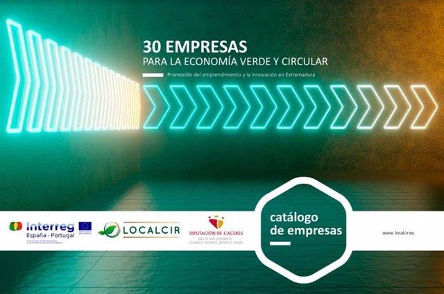 """La Diputación de Cáceres lanza un catálogo de 30 empresas """"verdes"""""""