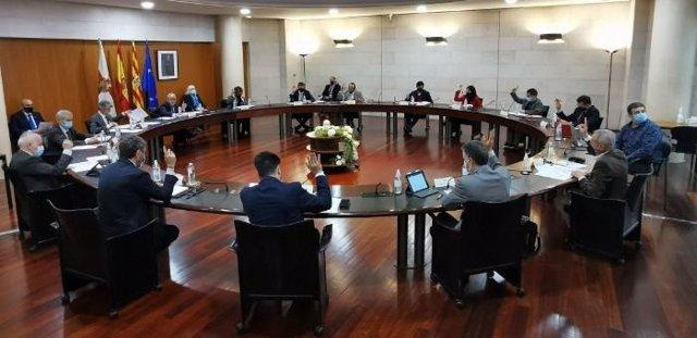 La Diputación Provincial de Huesca destina 12 millones de euros a la mejora de servicios a la ciudadanía.