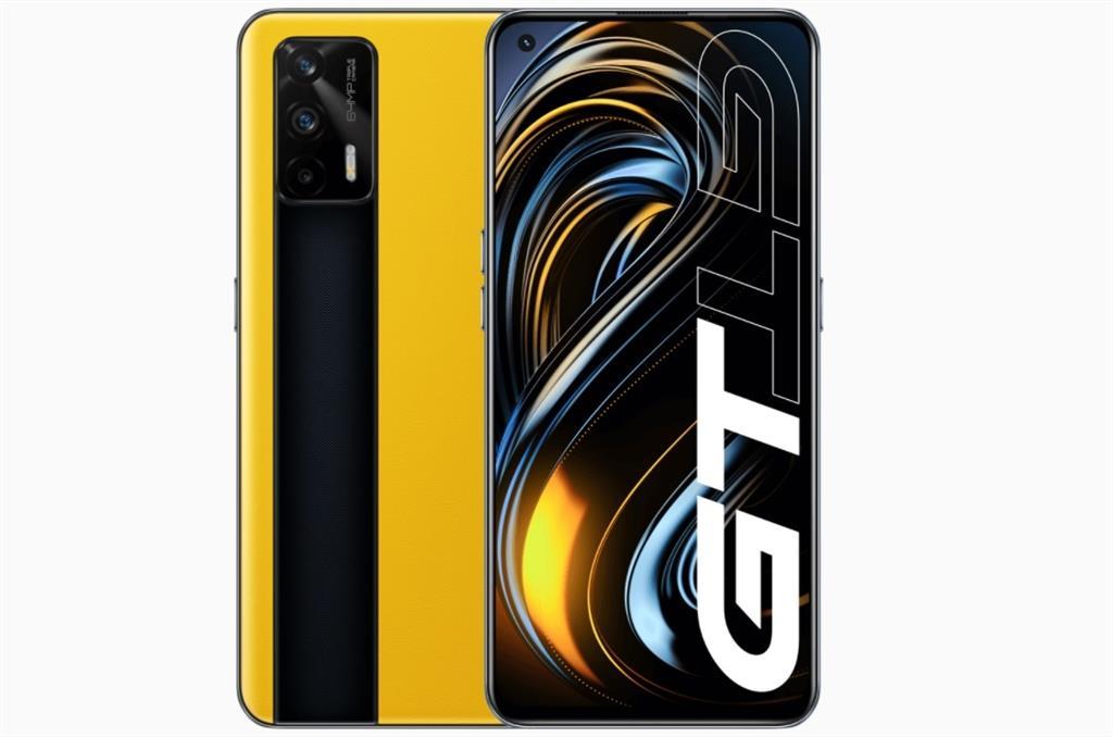 Realme GT 5G, la nueva gama alta de Realme con pantalla de 120Hz, 5G y 12GB de RAM LPDDR5