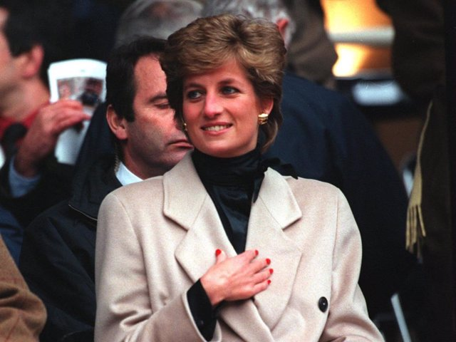 Archivo - THE PRINCESS OF WALES WATCHES THE WELSH RUGBY UNION TEAM DURING THEIR FIRST FIVE NATIONS MATCH OF THE SEASON AGAINST FRANCE AT PARC DES PRINCES IN PARIS.