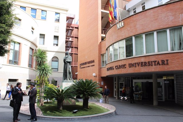 Archivo - Hospital Clínico de Valencia