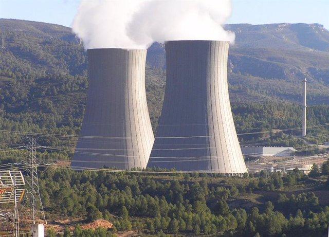 Archivo - Central nuclear de Cofrentes