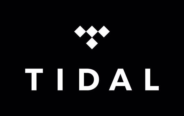 Logo de Tidal.